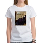 Mom's Wire Fox Terrier Women's T-Shirt