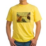 Golden Creation Yellow T-Shirt