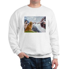 Golden Creation Sweatshirt