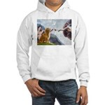 Golden Creation Hooded Sweatshirt