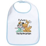 Cute Animal humor Bib
