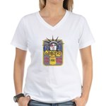 FBI New York District SSG Women's V-Neck T-Shirt