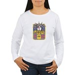 FBI New York District SSG Women's Long Sleeve T-Sh