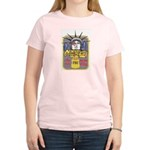 FBI New York District SSG Women's Light T-Shirt