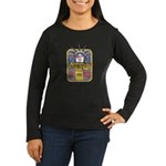 FBI New York District SSG Women's Long Sleeve Dark