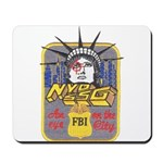 FBI New York District SSG Mousepad
