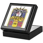 FBI New York District SSG Keepsake Box