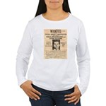 Lucky Luciano Women's Long Sleeve T-Shirt