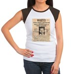 Lucky Luciano Women's Cap Sleeve T-Shirt