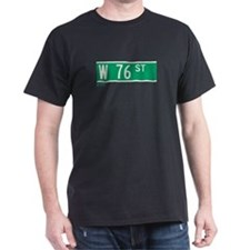 76th Street in NY T-Shirt