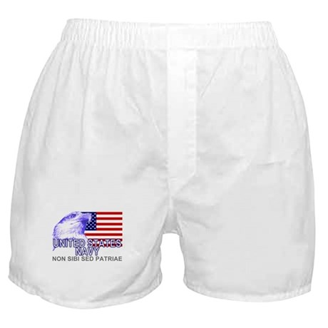 United States Navy Boxer Shorts
