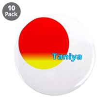 "Cute Taniya 3.5"" Button (10 pack)"