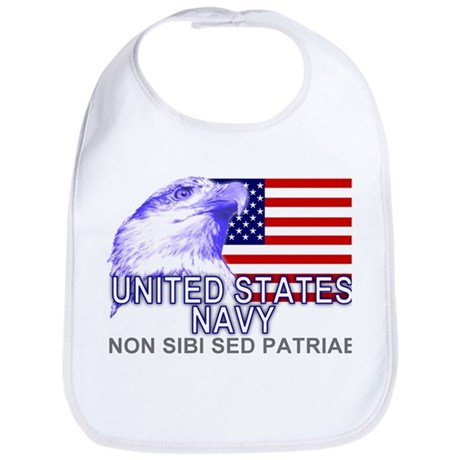 United States Navy Bib