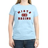 Women's Colored Miata Racing T-Shirt