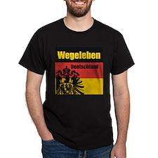 Wegeleben Deutschland  T-Shirt