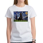 Starry Night & Gordon Women's T-Shirt