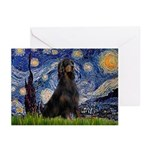 Starry Night & Gordon Greeting Cards (Pk of 10)