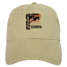 Rock Climbing Women's Baseball Cap