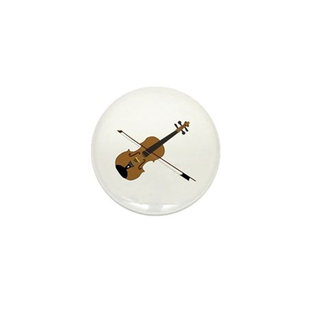 Fiddle or Violin? Mini Button (10 pack)