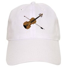 Fiddle or Violin? Baseball Cap
