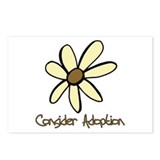 Consider Adoption Postcards (Package of 8)