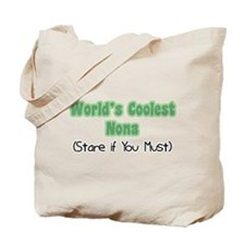 World's Coolest Nona Tote Bag