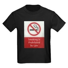 No Smoking Law T