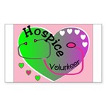 Nursing Assistant Rectangle Sticker