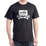 Pirate Bay Black T-Shirt