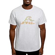 Biking Pleasure T-Shirt