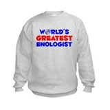 World's Greatest Enolo.. (A) Sweatshirt