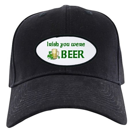 Irish you were beer Black Cap