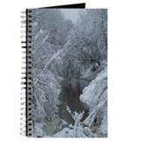 New England Snowy Brook Journal