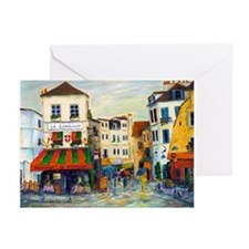 Greeting Cards (Pk of 10) Le Consulat