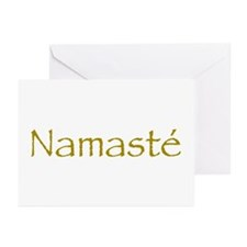 Simply Namaste Greeting Cards (Pk of 20)