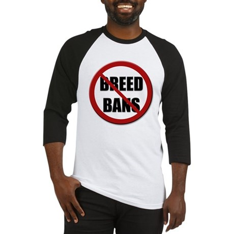 No Breed Bans Baseball Jersey