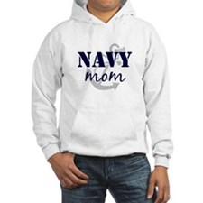 Navy Mom Jumper Hoody