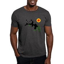 Resting panda bear! T-Shirt