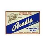 Acadia NP Rectangle Magnet (100 pack)