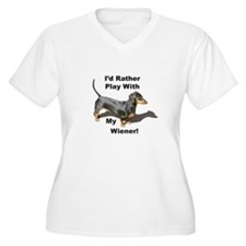 Play With My Wiener T-Shirt
