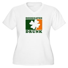 Designated Drunk (irish)  T-Shirt