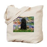 Monet's Lilies (#2) &amp; Puli Tote Bag