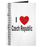 I Love Czech Republic Journal
