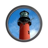 Jupiter Inlet Lighthouse Wall Clock