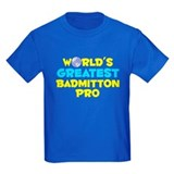 World's Greatest Badmi.. (C) Tee-Shirt