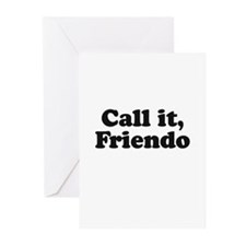 Call it, Friendo Greeting Cards (Pk of 20)