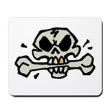Skull Mousepad