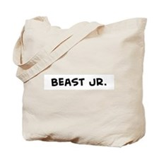 Beast Jr. Tote Bag