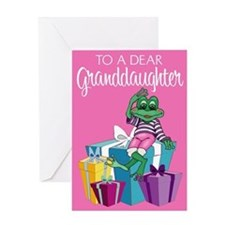 Granddaughter Leap Year Birthday Card