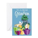 Grandson Leap Year Birthday Card